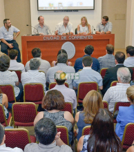 La Comuna presentó programa de acceso libre a la información catastral