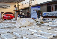 Sesión de los ediles itateños tras los operativos antidrogas