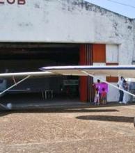 Itá Ibaté: arrestaron a piloto que no acató la orden de aterrizaje