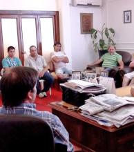 En Goya piden reactivar la obra pública para auxiliar a 600 obreros desocupados