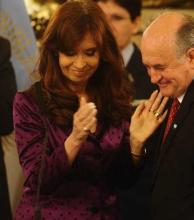 """Oscar Parrilli denunció """"inteligencia interna"""" sobre Cristina Kirchner"""