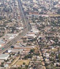 Corrientes, San Luis del Palmar, Santa Ana y Riachuelo tienden a constituirse en un solo núcleo urbano
