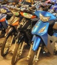 En Corrientes, se vende un promedio de entre 20 y 30 motos por semana