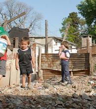 La pobreza alcanza al 28,6% de la población en todo el país