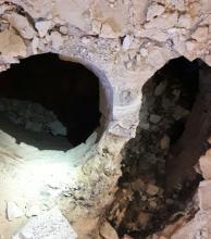 Desmienten que se haya hallado tesoro en el pozo descubierto en la Catedral goyana