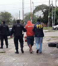 Federales incautaron cocaína en una gomería de las Mil Viviendas