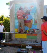 En Goya inaugurarán la Plaza de la Música y un mural del Gaucho Gil