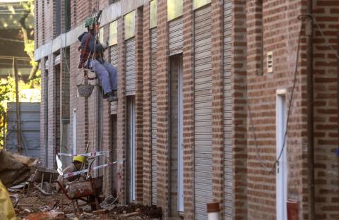 El Gobierno invierte $110.000 millones para terminar viviendas abandonadas