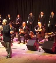 La Orquesta Folklórica dará un concierto de pretemporada en la escalinata del Vera