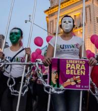 """Belén fue absuelta y sintió """"alivio"""" al ser notificada del fallo de la Corte Suprema tucumana"""