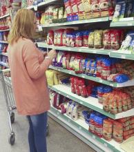 Productos correntinos con menos del 10% de presencia en comercios locales