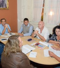 Se reactivó la Mesa Paritaria de la Municipalidad de Corrientes