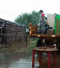 Urgen que la Nación envíe asistencia financiera para las zonas inundadas