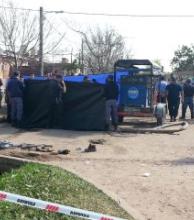 Tragedia en Vilelas: denuncian que los operarios no tenían los equipos adecuados