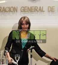 """Gils Carbó: """"El Gobierno quiere concentrar el poder"""""""