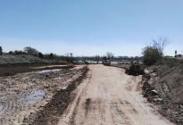 Avanza la construcción del desvío en la zona del Aº Guazú