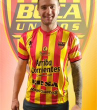 Vegetti ya es refuerzo de Boca Unidos