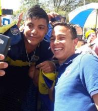 El puntero Boca Juniors visita Paraná tras 39 años