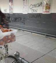 Las imágenes de los desmanes eclipsaron al Encuentro Nacional de Mujeres