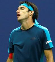 Leonardo Mayer cayó en su debut en el ATP de Estocolmo