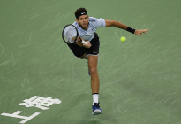 Juan Martín del Potro inicia su camino en el torneo de ATP 250 de Estocolmo