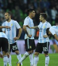 Argentina perdió con Nigeria
