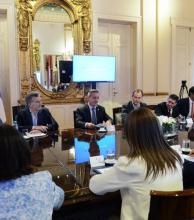 Las provincias acordaron con la Nación el nuevo Pacto Fiscal