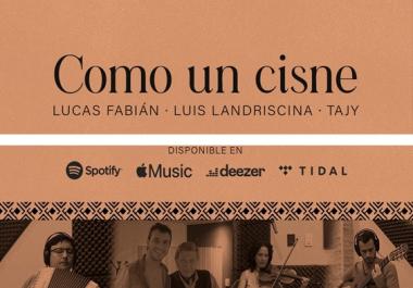 """""""Fue un honor poder cantar un tema escrito por Luis Landriscina"""""""