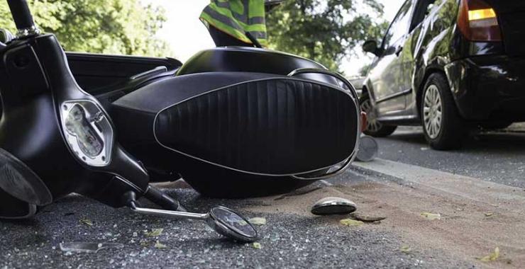 Murieron dos mujeres en siniestros viales con motos en el interior de Corrientes