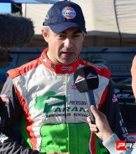 Krujoski quedó quinto en  su debut en el Top Race V6