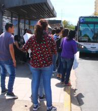 Expectativa en apertura de sobres de la licitación del transporte interprovincial