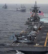 Estados Unidos y Corea del Sur comenzaron maniobras aéreas