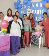 Apuntalan el aumento de partos humanizados en hospitales públicos