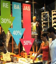 Según Came, las ventas minoristas cedieron un 0,3% en agosto
