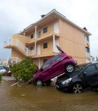 EE.UU.: el huracán Irma dejó al menos nueve muertos