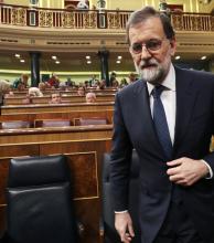 Rajoy da un ultimátum a Puigdemont antes de una intervención a Cataluña