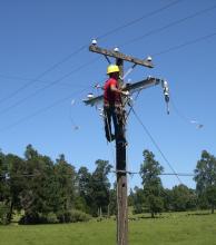 Potenciarán el suministro eléctrico en la zona rural