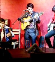 """""""Es un camino muy difícil pero nuestro objetivo es poder vivir de la música"""""""