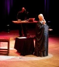Sentido adiós a la voz femenina del bolero, María Martha Serra Lima