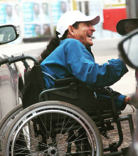 Corrientes sumó su voz al Plan Nacional de Discapacidad y pide accesibilidad