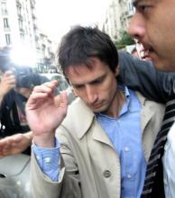 Diego Lagomarsino admitió que tiene miedo de ir preso