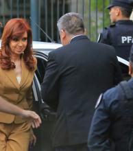 """Cristina Kirchner: """"Fue un ataque organizado y planificado por hombres de Cambiemos en la provincia"""""""