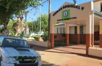 Secuestraron auto utilizado en atraco a distribuidora de cerveza