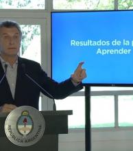 """Desafortunada frase de Macri: se refirió a los que """"caen"""" en la escuela pública"""