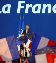 Macron y Le Pen disputarán la segunda vuelta en Francia