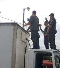 Villa Olivari: llevaban 4 toneladas de marihuana en un camión térmico
