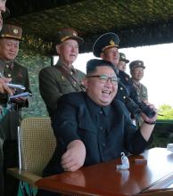Norcorea disparó 3 misiles balísticos de corto alcance