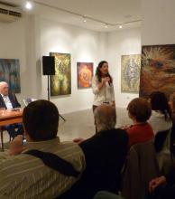 El escritor Camozzi Barrios participa de las VI Jornadas de Literatura Regional
