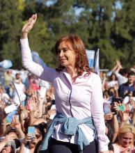 """Cristina Kirchner: """"El Gobierno realiza un desmantelamiento del Estado"""""""