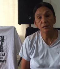 Milagro Sala calificó como una burla la revocación de su arresto domiciliario